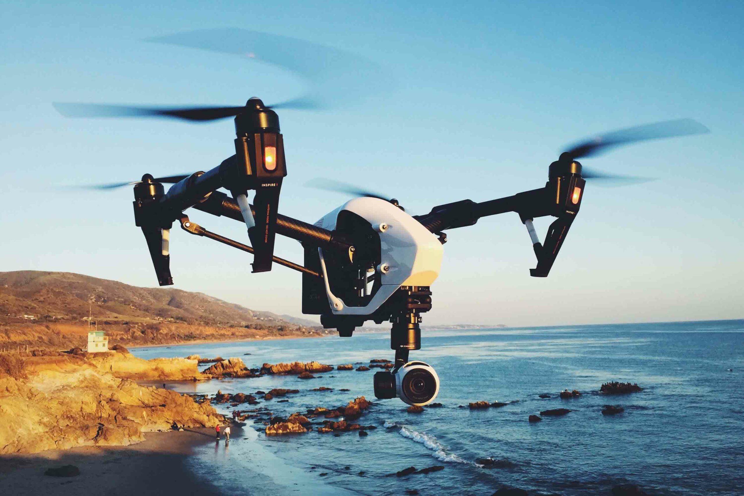 DJI Inspire 2 professionele drone